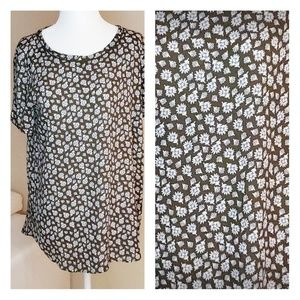 Ann Taylor Blouse, Size Small
